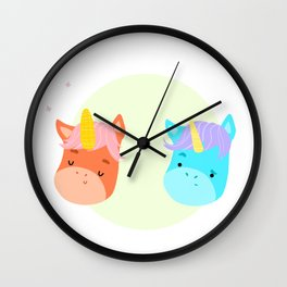 Uni thing Wall Clock