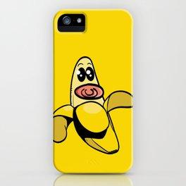 Baby Banana iPhone Case