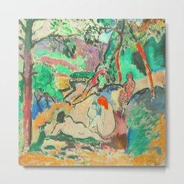 Henri Matisse Pastoral Metal Print
