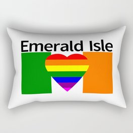 Ireland Gay Wedding Rectangular Pillow