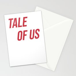 TALEOFUS Stationery Cards