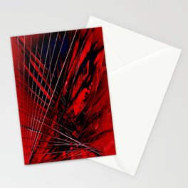 Guitar Strings Stationery Cards