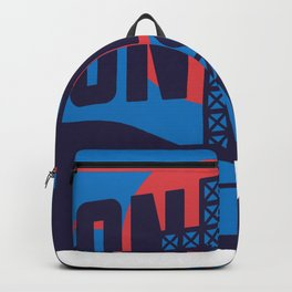 Vagabond Heart Montreal Backpack