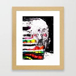 Buhblargh Framed Art Print