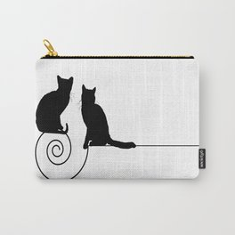 les chats #1 Carry-All Pouch