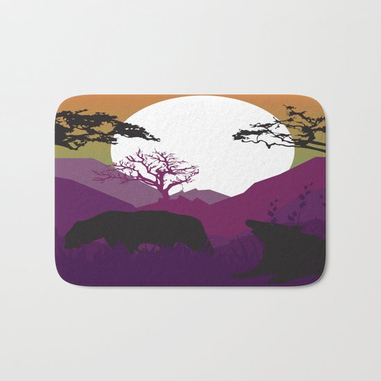 My Nature Collection No. 51 Bath Mat