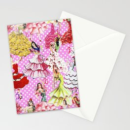 FLAMENCA POP PINK Stationery Cards