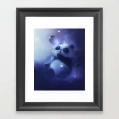 Cold Night Framed Art Print