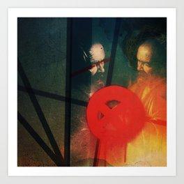 The Sole Accuser of Saint Peter Art Print