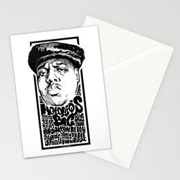 Mr.NotoriousBIG / Rapper's Delight Stationery Cards