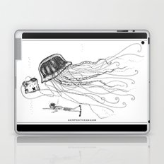 Jason and Jennica Laptop & iPad Skin