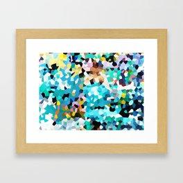 Colorful Moments Framed Art Print