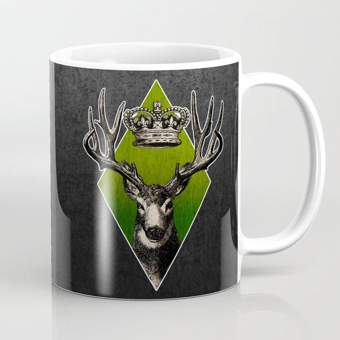 Prince of Diamonds Coffee Mug