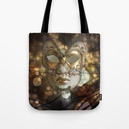 Venetian Golden Beauty Tote Bag