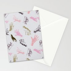 Give me your hand Stationery Cards