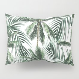 South Pacific palms Pillow Sham