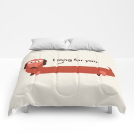 In the Wurst Way Comforters