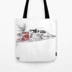 Star Wars Vehicle Snow Speeder Tote Bag