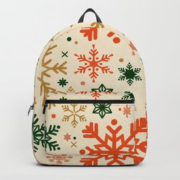 Snowflake Collection – Retro Palette Backpack