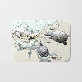 Turtle Caucus Bath Mat