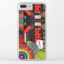 Croquet? Clear iPhone Case