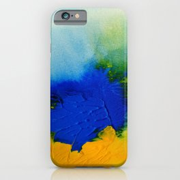 Synergy 1A8 by Kathy Morton Stanion iPhone Case