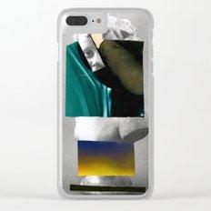 Corpsica 4 Clear iPhone Case