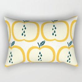 Apple Pattern 2 Rectangular Pillow