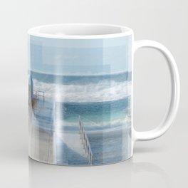 Merewether pool pumphouse, from memory Coffee Mug