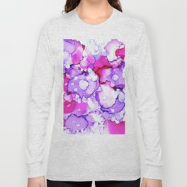 Abstract 25 Long Sleeve T-shirt