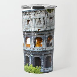 Roman Coloseum Travel Mug