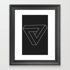 1026 Framed Art Print