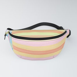 Flag of the Republic of Pastel Fanny Pack