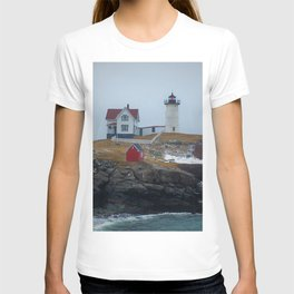 Cape Neddick Light T-shirt