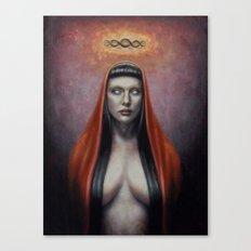 Hexe Canvas Print