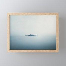silence III Framed Mini Art Print