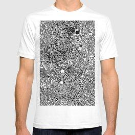 Cell Pattern T-shirt