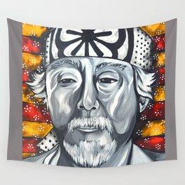 Mr. Miyagi Wall Tapestry