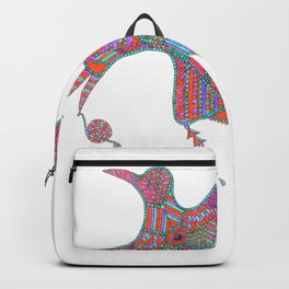 Color for Life II Backpack
