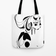 Every second is a handful of dirt - Emilie Record Tote Bag