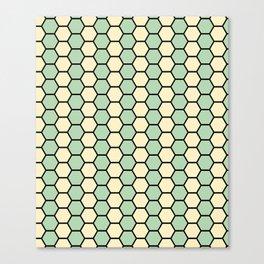 Polygon Canvas Print