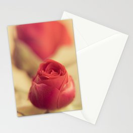 A red rose for your sweetheart ... Stationery Cards