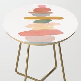 Balancing Stones 22 Side Table
