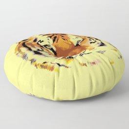 My Tiger Floor Pillow
