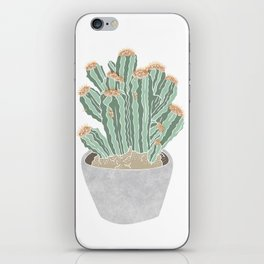 Cactus iPhone Skin
