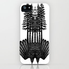 Take a flying leap iPhone Case