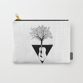 Guitar tree Carry-All Pouch
