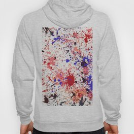 Action Painting 66 By Chad Paschke Hoody