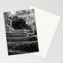 The Woodland Stair Stationery Cards
