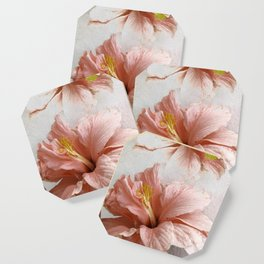 Blossom, Pink Flowers Coaster